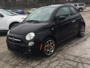 Used 2015 Fiat 500 Sport 16' wheels, Le for sale in North York, ON