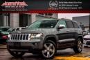 Used 2013 Jeep Grand Cherokee Overland|4x4|Nav|Sunroof|ParkSense|RearCam|TowHitch|20