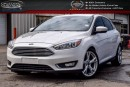 Used 2015 Ford Focus Titanium|Navi|Sunroof|Backup Cam|Bluetooth|R-Start|Leather|Heated Front seats|17