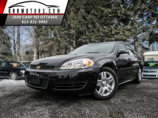 Used 2011 Chevrolet Impala LT for sale in Stittsville, ON