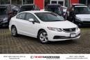 Used 2013 Honda Civic Sedan LX 5AT for sale in Vancouver, BC