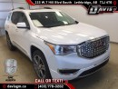 New 2017 GMC Acadia Denali-AWD, 6 passenger, Navigation, Heated/Cooled Leather for sale in Lethbridge, AB