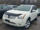 Used 2008 Nissan Rogue SL SUNROOF for sale in Dundas, ON