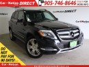 Used 2015 Mercedes-Benz GLK-Class GLK250 BlueTEC| PANO ROOF| NAVI| LEATHER| for sale in Burlington, ON