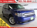 Used 2015 Ford Flex SE| BACK UP SENSORS| ONE PRICE INTEGRITY| for sale in Burlington, ON