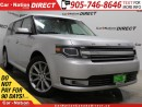 Used 2015 Ford Flex Limited| AWD| LEATHER| SUNROOF| NAVI| for sale in Burlington, ON