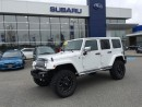 Used 2013 Jeep Wrangler Unlimited Sahara for sale in Port Coquitlam, BC