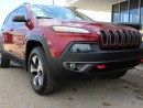 Used 2015 Jeep Cherokee Trailhawk 4X4 for sale in Edmonton, AB