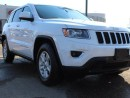 Used 2014 Jeep Grand Cherokee Laredo 4x4 V6 for sale in Edmonton, AB