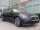 Used 2014 Infiniti Q50 SPORT/NAVIGATION/HEATED SEATS for sale in Edmonton, AB