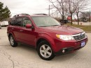 Used 2010 Subaru Forester 2.5 premium for sale in Mississauga, ON