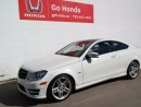 Used 2012 Mercedes-Benz C-Class C350, AWD, LEATHER, ALLOYS for sale in Edmonton, AB