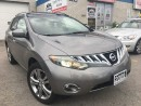 Used 2009 Nissan Murano LE_LEATHER_PANORAMIC SUNROOF__BACKUP CAMERA for sale in Oakville, ON
