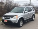 Used 2003 Honda CR-V EX LEATHER/SUNROOF! for sale in Brampton, ON