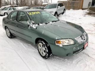 Used 2005 Nissan Sentra 1.8 S for sale in Hornby, ON
