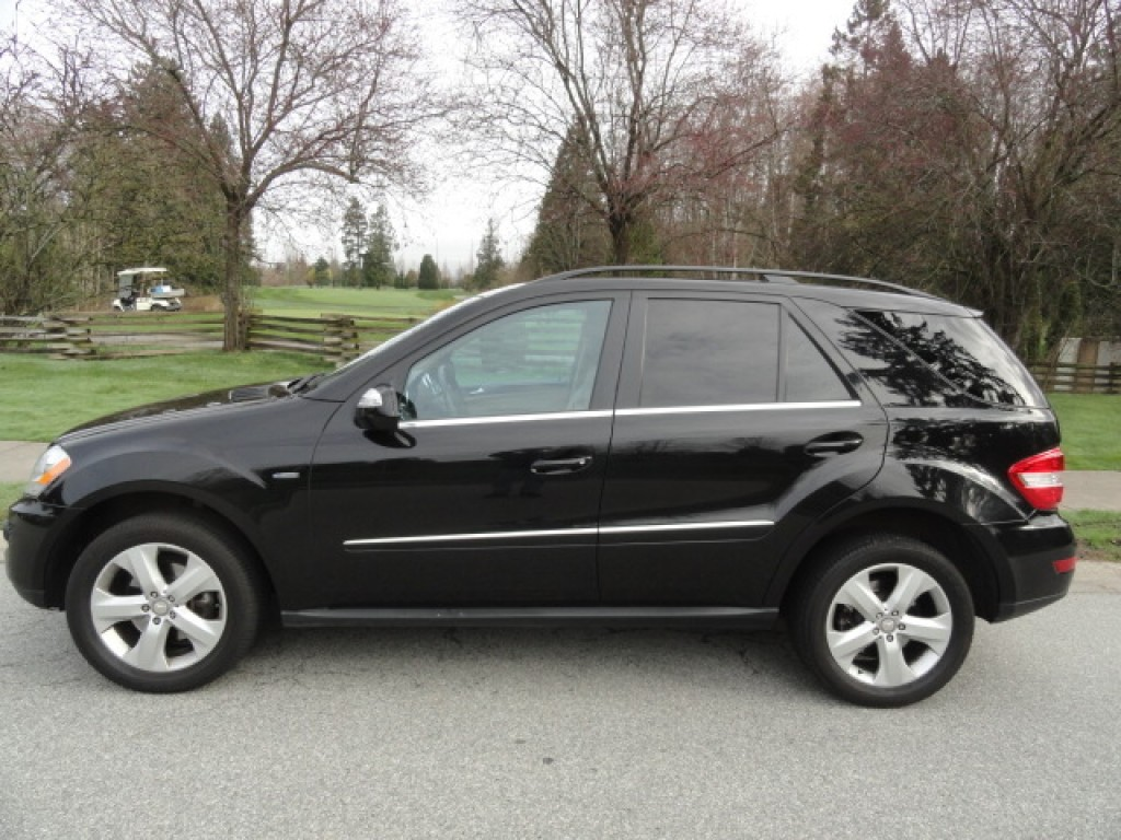 Used 2010 Mercedes Benz Ml 350 Turbo Diesel Doc