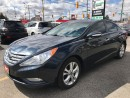 Used 2012 Hyundai Sonata Limited w/Navi l Leather l Alloy Wheels for sale in Waterloo, ON