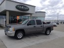 Used 2013 Chevrolet Silverado 1500 LOW KMS / CREW CAB / NO PAYMENT FOR 6 MONTHS !! for sale in Tilbury, ON