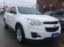 Used 2010 Chevrolet Equinox LS LOW KM 138K 4 Cyl. All Power Opts MUST SEE for sale in Scarborough, ON
