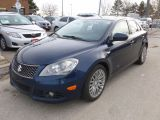 Photo of Blue 2011 Suzuki Kizashi