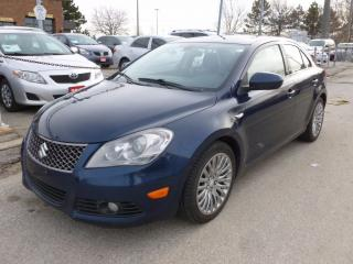 Used 2011 Suzuki Kizashi SX for sale in Weston, ON
