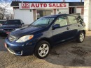 Used 2005 Toyota Matrix XR/All Wheel Drive/Power Options/Certified for sale in Scarborough, ON