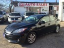 Used 2012 Mazda MAZDA3 GT/Leather/Roof/BlueTooth/Loaded/Certified for sale in Scarborough, ON