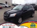 Used 2013 Chevrolet Trax 1LT | BACK UP CAM | ALLOYS | MUST SEE for sale in London, ON