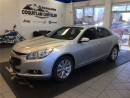 Used 2016 Chevrolet Malibu Limited LTZ for sale in Coquitlam, BC