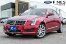 Used 2014 Cadillac ATS 2.0L Turbo Luxury - AWD! for sale in Bolton, ON