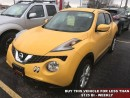 Used 2015 Nissan Juke S   - $123.77 B/W - Low Mileage for sale in Woodstock, ON