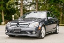 Used 2010 Mercedes-Benz C-Class C300 4MATIC  LANGLEY LOCATION 604-434-8105 for sale in Langley, BC