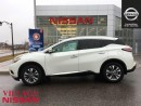 Used 2015 Nissan Murano SL for sale in Unionville, ON