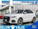 Used 2017 Audi Q3 2.0T **FULLY LOADED**SUNROOF** for sale in Surrey, BC