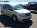 Used 2013 Dodge Grand Caravan SE/SXT for sale in Thunder Bay, ON