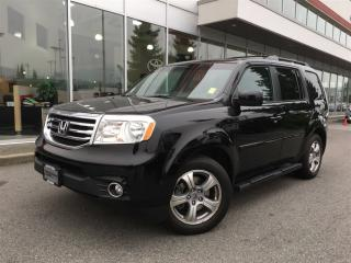 Used 2014 Honda Pilot EX,local,power sunroof for sale in Surrey, BC