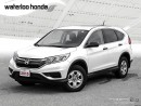 Used 2015 Honda CR-V LX Sold Pending Delivery...160,000 km Warranty! Back Up Camera, Heated Seats and more! for sale in Waterloo, ON