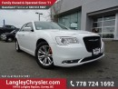 Used 2016 Chrysler 300 Touring ACCIDENT FREE w/ LEATHER & PANORAMIC SUNROOF for sale in Surrey, BC
