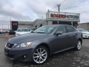 Used 2013 Lexus IS 250 AWD - NAVI - LEATHER for sale in Oakville, ON