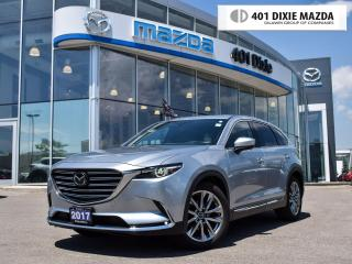 Used 2017 Mazda CX-9 Signature |NO ACCIDENTS|NAVIGATION|1.99% FINANCING for sale in Mississauga, ON