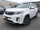 Used 2014 Kia Sorento SX w/7-Seat for sale in Surrey, BC
