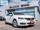 Used 2017 Chevrolet Impala LT for sale in North York, ON