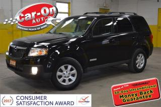 Used 2008 Mazda Tribute V6 4x4 LEATHER SUNROOF for sale in Ottawa, ON