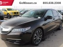 Used 2015 Acura TLX SH-AWD Technology Pkg for sale in Edmonton, AB