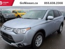 Used 2015 Mitsubishi Outlander ES for sale in Edmonton, AB