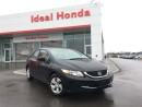 Used 2015 Honda Civic SEDAN LX for sale in Mississauga, ON