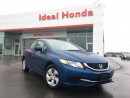 Used 2014 Honda Civic SEDAN LX for sale in Mississauga, ON