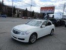 Used 2007 Infiniti G35X Luxury,NAFICATION BACKUP CAMRA for sale in Scarborough, ON