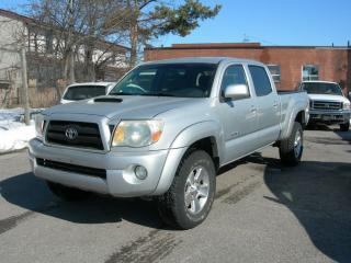 Used 2006 Toyota Tacoma 4x4 Doublecab 141
