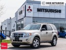 Used 2010 Ford Escape XLT 4D Utility 2WD for sale in Mississauga, ON